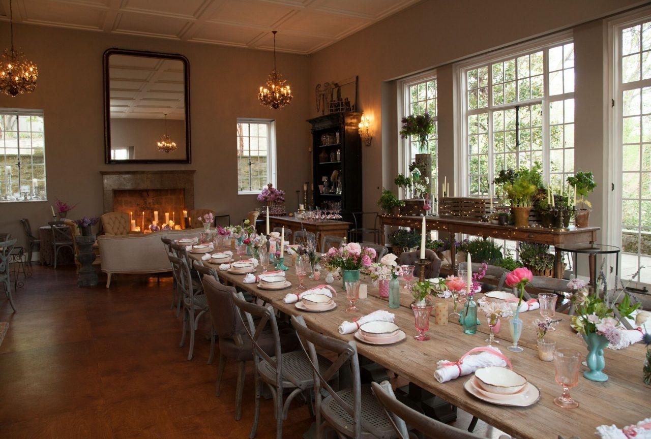Unbirthday Dinner | Philadelphia Interior Design