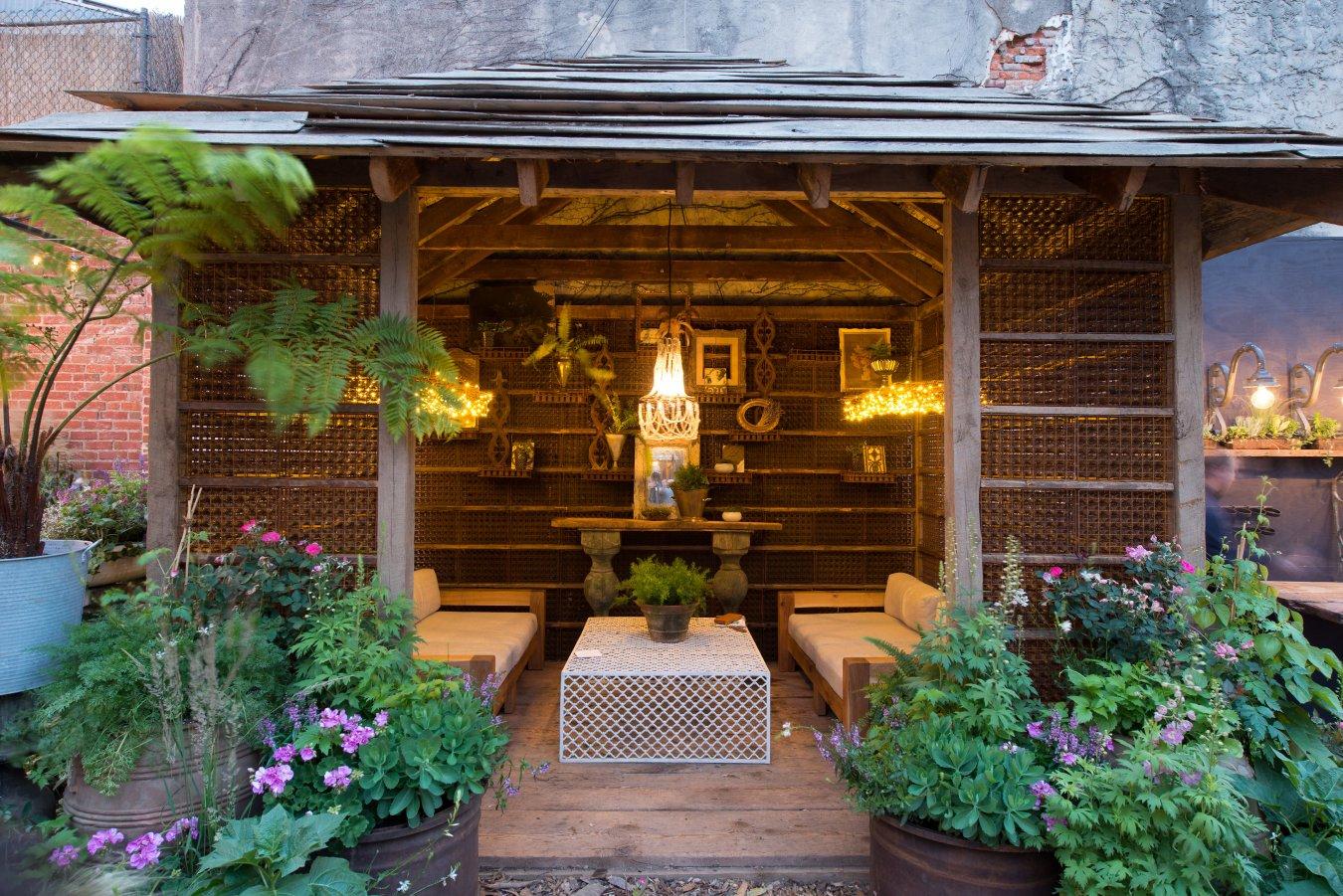 PHS Pop Up Gardens - Tallulah & Bird Event Design - Philadelphia